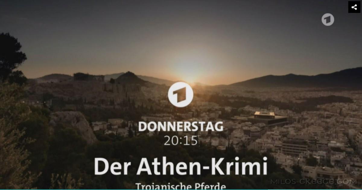 Athen Krimi